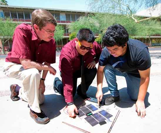 Teens Can Spend Summer Session Learning In Asu Engineering