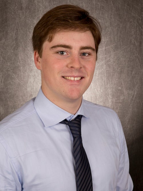 Barrett Anderies secures Goldwater Scholarship