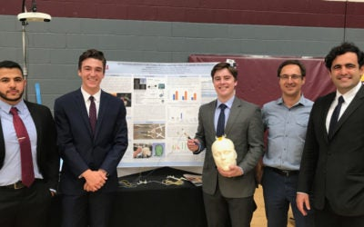 Biomedical engineers land second place in NIH's debut challenge