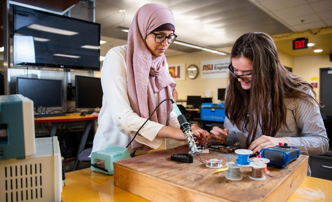 SBHSE students to debut biomedical engineering project on international stage